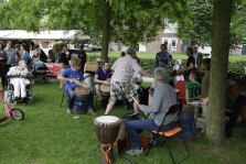 Afrika djembe workshop (2)