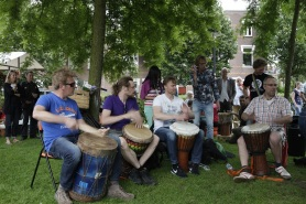 Afrika djembe workshop