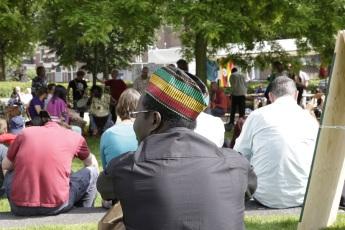 Afrika man hoed (2)