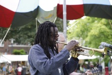 Afrika trompet