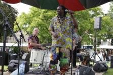 Afrika zanger