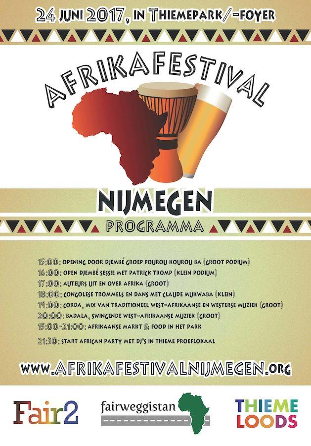 Afrikafestival 2017 poster voor online gebruik - klein